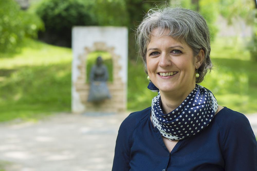 Dr. Antje Schmiedl Portrait