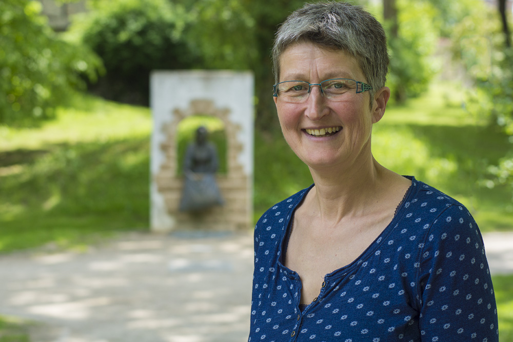 Dr. Elisabeth Speck Portrait